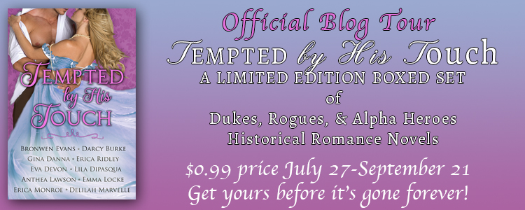 Tempted Blog Banner